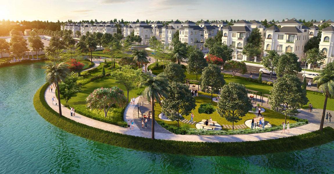 biet-thu-mat-ho-vinhomes-green-villas